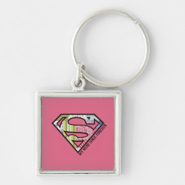 My Hero Since Forever Keychain