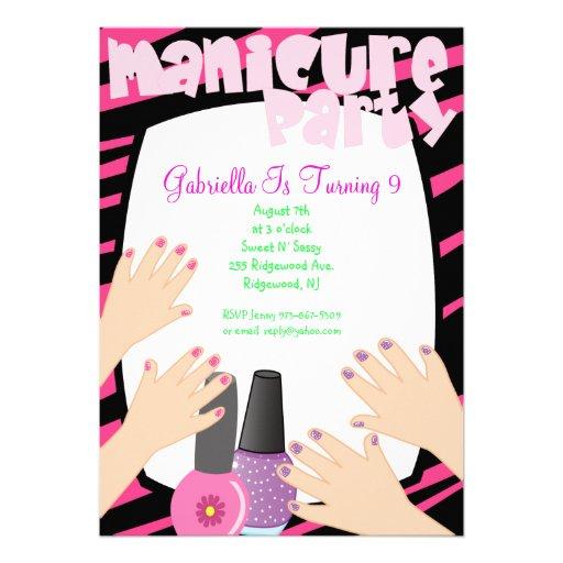 nails manicure spa
