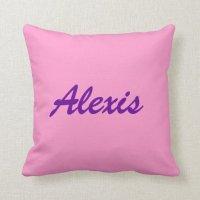 Name Pillow ! Make your Own! | Zazzle