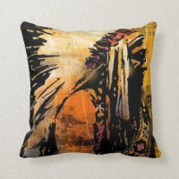 Native American Pillows - Decorative & Throw Pillows | Zazzle