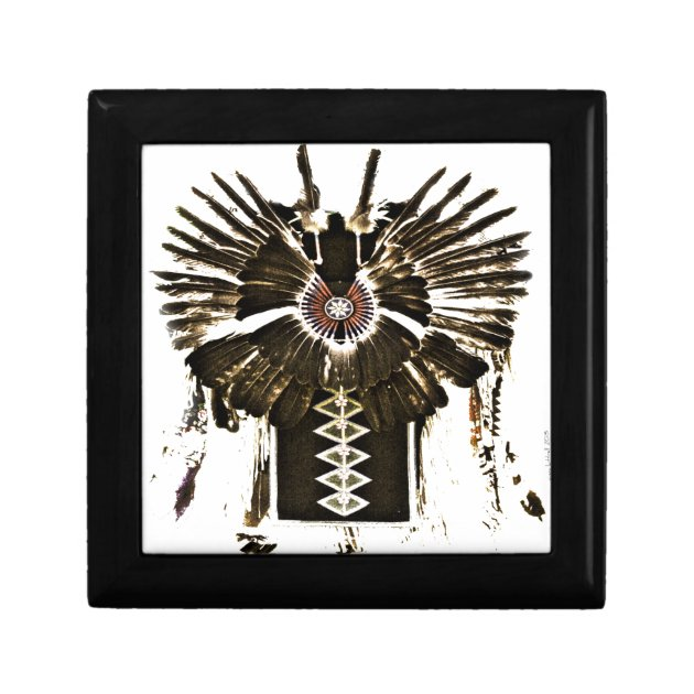 Native American Feathers Gifts And Apparel Gift Box Zazzle