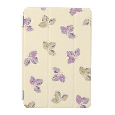 Nature leaf iPad mini cover