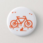 Nature Ride Pinback Button