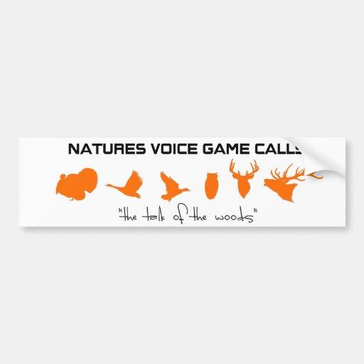 Natures Voice Game Calls