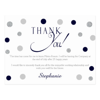 Retirement Thank You Notes Gifts on Zazzle