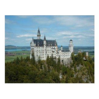 Neuschwanstein Castle - Schloss Neuschwanstein Postcard