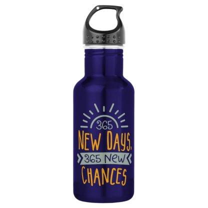 New Days Water Bottle