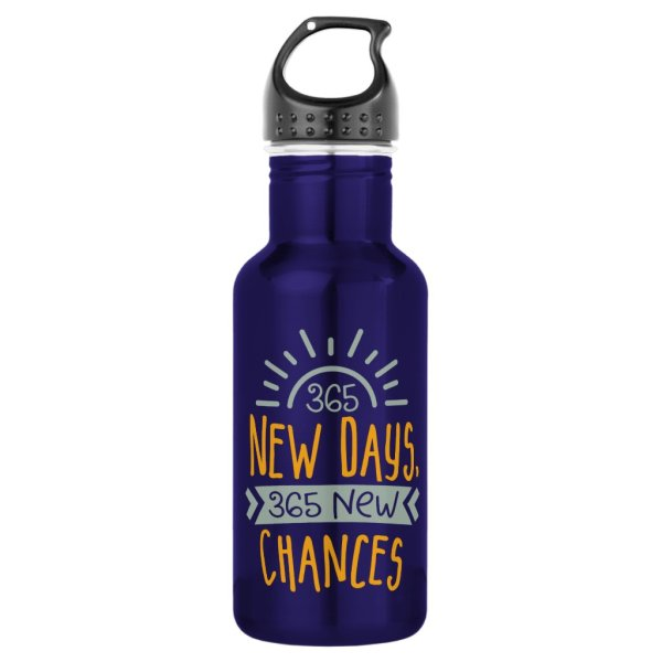 New Days Water Bottle