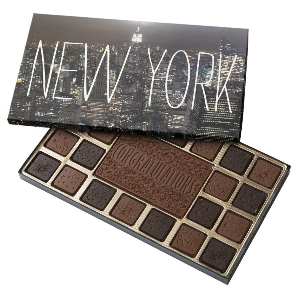 New York Chocolate New York Souvenir Chocolates