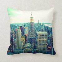 New York City Pillow | Zazzle