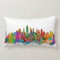 New York City Pillows - Decorative & Throw Pillows | Zazzle