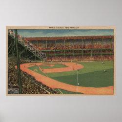 New York, NY - Yankee Stadium Poster