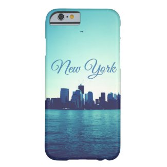 New York, USA Barely There iPhone 6 Case