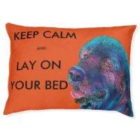 Newfoundland Dog Beds   Zazzle
