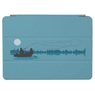 Night Fishing iPad Air Cover