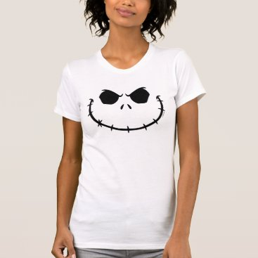 Nightmare Before Christmas - Jack Skellington Face T-Shirt