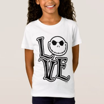Nightmare Before Christmas - LOVE T-Shirt