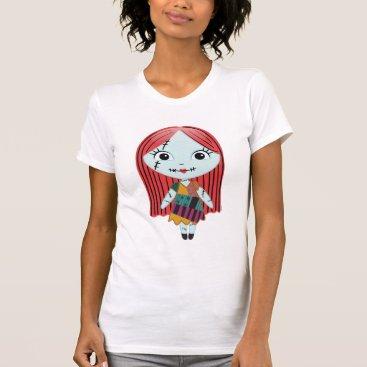 Nightmare Before Christmas   Sally Emoji T-Shirt