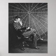 Nikola Tesla Merchandise