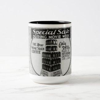 "Nonesuch Coffee ""Special Sale"" Coffee Mug"