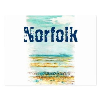 Norfolk Postcard