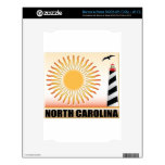 North Carolina Lighthouse Sun skins