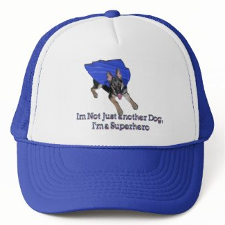 Not Just A Dog hat