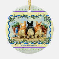Nothing Butt Corgis! Ornament