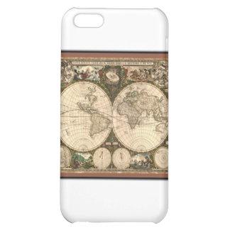 Nova totius terrarum orbis tabula auctore iPhone 5C cover