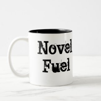 Novel Fuel 2-tone Mug