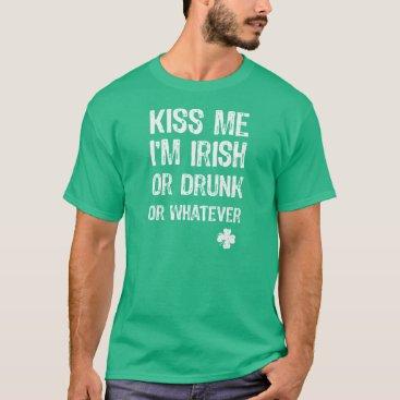 NSPF Kiss Me Funny St. Patrick's Day T-Shirt
