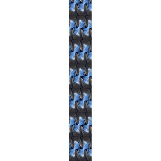 NY Building Geometry Men's Ugly Tie zazzle_tie