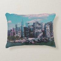 New York City Pillows - Decorative & Throw Pillows   Zazzle