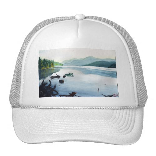 Oakridge Reservoir #2 hat