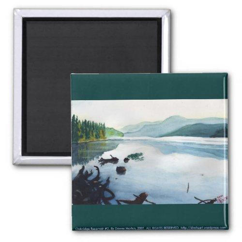 Oakridge Reservoir #2 magnet