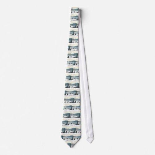 Oakridge Reservoir #3 tie