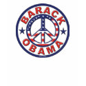 OBAMA PEACE zazzle_shirt