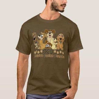 OCD Dog Lover T-Shirt
