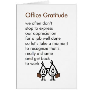 Poems Of Gratitude Gifts on Zazzle
