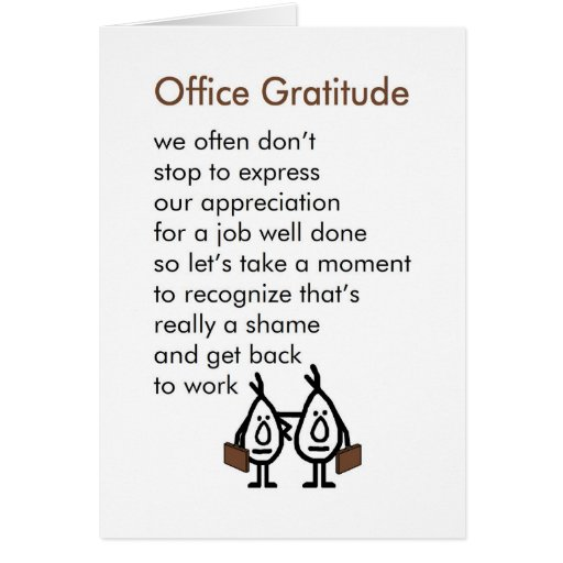 Employee Appreciation Quotes And Poems. QuotesGram