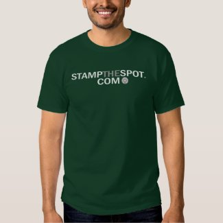 Official StampTheSpot.com T-Shirt