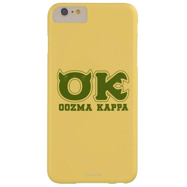 OK - OOZMA KAPPA Logo Barely There IPhone 6 Plus Case