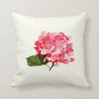 Hydrangea Pillows