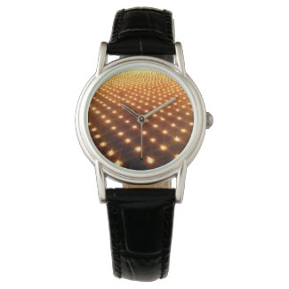 One thousand candles wrist watches