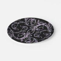 Solid Color Paper Plates | Zazzle