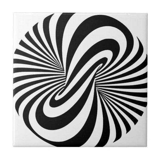 optical illusion 3d spiral