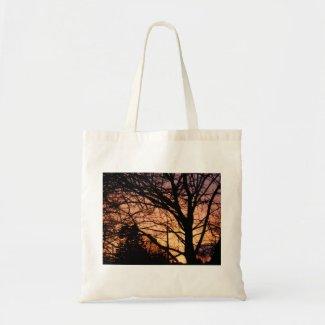 Orange Sunset Bag bag