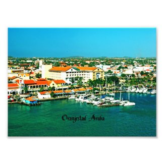 Oranjestad Aruba Photo