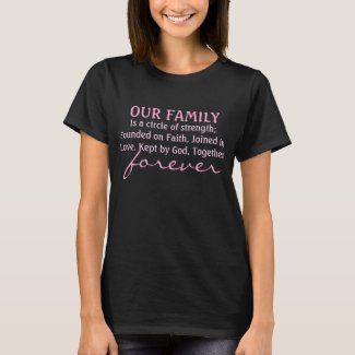 Our Family Together Forever T-Shirt