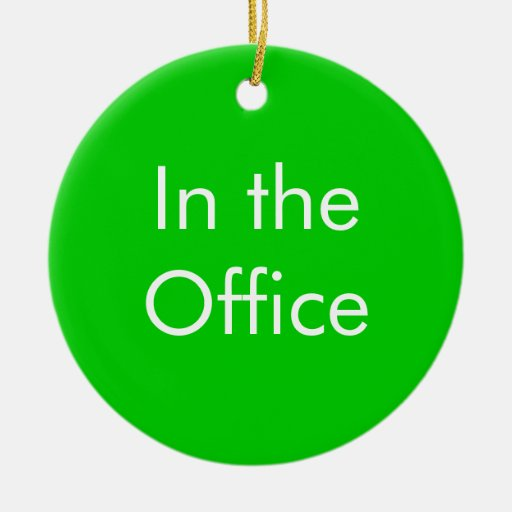 of office in sign